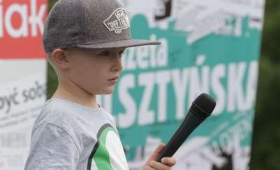 """Najmłodszy raper w kraju, nakręci teledysk do """"Moje przedszkole"""""""
