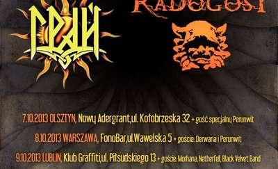 GRAI, Radogost i Perunwit. Folk metalowo w Olsztynie