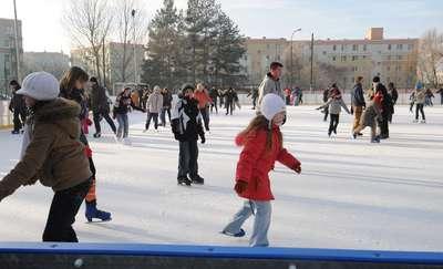 Kolejne lodowisko rusza w Olsztynie