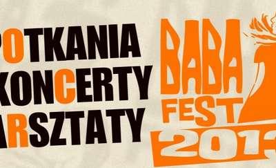 BabaFest w Olsztynie. Spotkania, koncerty, warsztaty