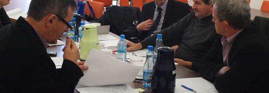 Tym razem na posiedzeniu komisji rewizyjnej był zastępca dyrektora szpitala Sławomir Pusz f