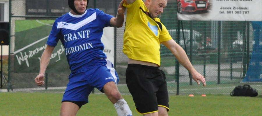 W meczu pucharowym zagrał m.in. Radosław Jankowski