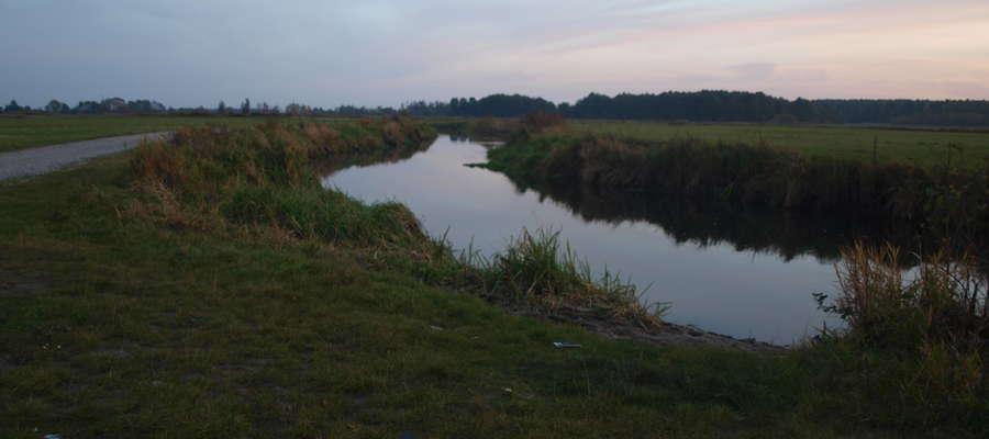 Rzeka w Poniatowie czasami zalewa ziemie w jej pobliżu. Właściciele obawiają się, że wkrótce okresowe zalania będą większe