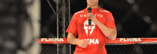 Kamil Łebkowski będzie walczył z Filipem Wolańskim