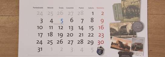 Marcowa karta Giżyckiego Kalendarza Historycznego