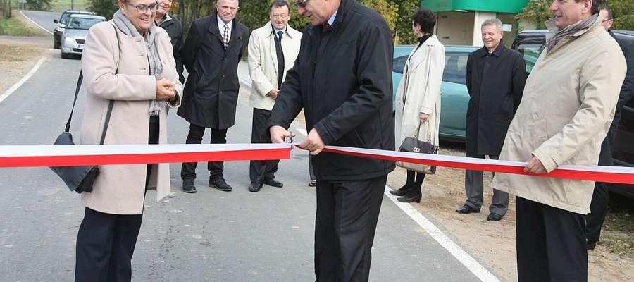 Największa inwestycja drogowa w gminie Prostki dobiegła końca.