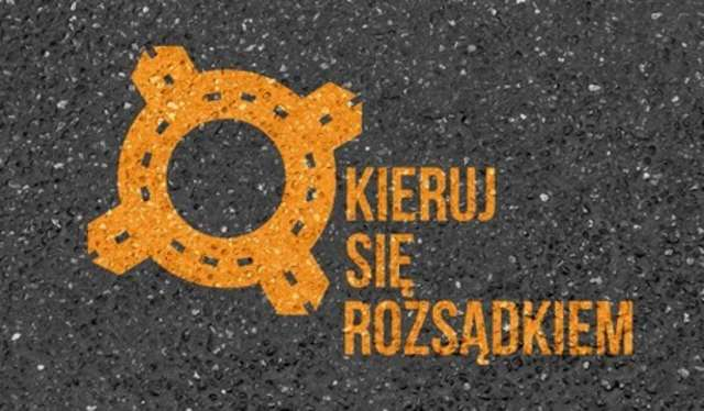 """Trwa policyjna kampania """"Kieruj się rozsądkiem - full image"""