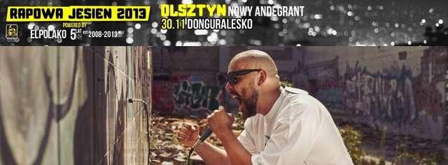 DonGURALesko. Legenda rapu w Olsztynie! - full image