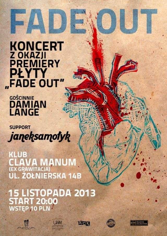 Fade Out zagra w Olsztynie swój ostatni koncert - full image