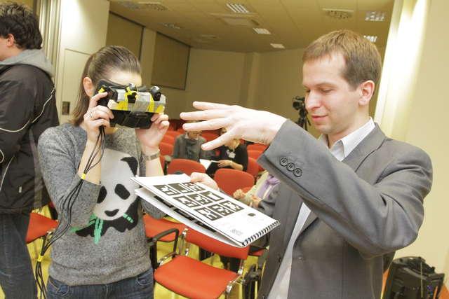 Te wynalazki naukowców z UWM podbiły targi w Brukseli - full image