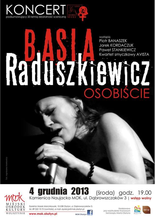 Osobiście – KOBIEtONY z Basią Raduszkiewicz - full image