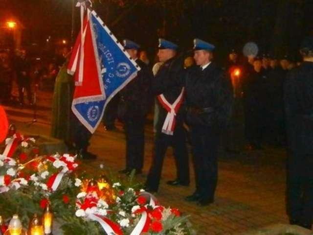 Obchody 95 rocznicy Odzyskania Niepodległości w Sierpcu  - full image