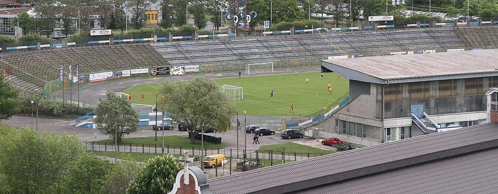 Stadion Stomilu Będzie Miał Oświetlenie Olsztyn