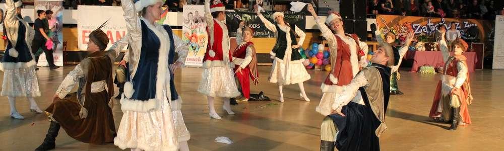Uczcili tanecznie Święto Niepodległości w hali Urania