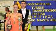 Ostrołęka: Tancerze UKS Atria awansowali do klasy tanecznej B