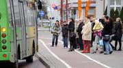 Czy w styczniu autobusy zajadą na przystanki?