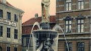 Elbląg: Fontanna na Placu Słowiańskim