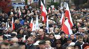 Obchody Święta Niepodległości w Olsztynie. Zdjęcia
