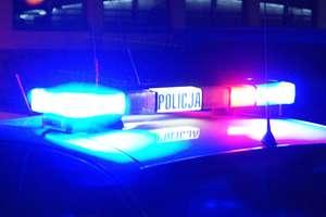Wypadek w Stawigudzie. Dwaj mężczyźni w szpitalu