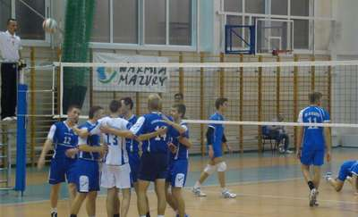 Wenglorz Volley - KPS Olsztyn