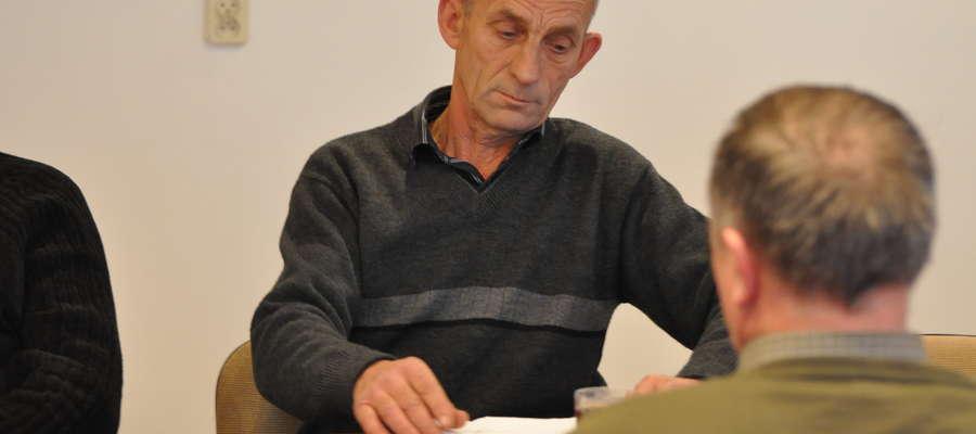 Oświadczenie radnego Jerzego Chojnacki było pod lupą prokuratury