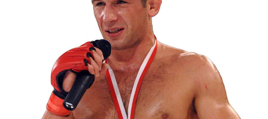 Kamil Łebkowski znów zwycięski
