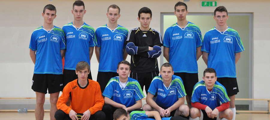 ZSP Żuromin – mistrz powiatu żuromińskiego w halowej piłce nożnej