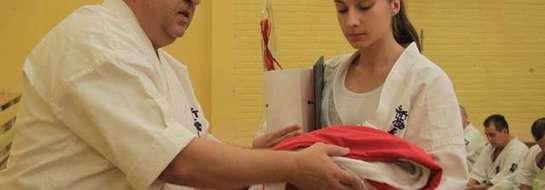 Joanna Czerniewska drugi raz startowała w ME kadetek. Przed rokiem dotarła do ćwierćfinałów, teraz okazała się najlepsza
