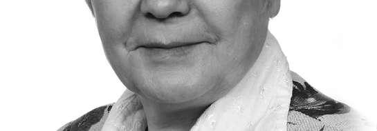 Jadwiga Zysmanowicz 1948-2013