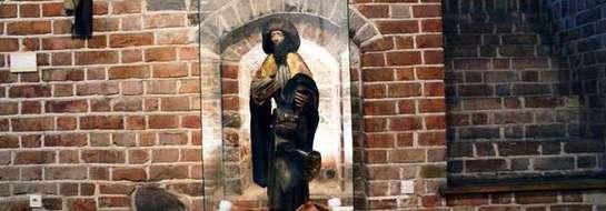 Rzeźba św. Jakuba Starszego to jeden z najcenniejszych eksponatów muzeum. Rzeźba powstała latach 1510 – 1520.