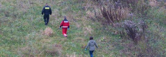 Ciało mężczyzny odnaleziono na Modrzewinie