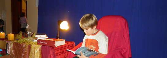 Pomysł wspólnego czytania okazał się strzałem w dziesiątkę