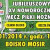 Noworoczny mecz Czarni Olecko kontra Reszta Świata
