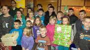 Qurier św. Mikołaja w Krawczykach