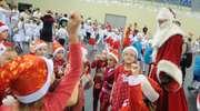 Święty Mikołaj i tysiąc przedszkolaków. Zdjęcia!