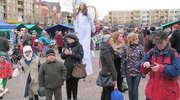 Anioły, diabły, a nawet... Matka Boska na przedświątecznym jarmarku