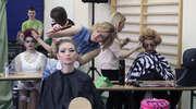 Konkurs fryzjerski u królowej zimy