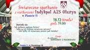 Świąteczne spotkanie z siatkarzami Indykpolu AZS Olsztyn