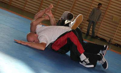 Bezpłatne seminarium z walki sportowej Sanda Full Contact