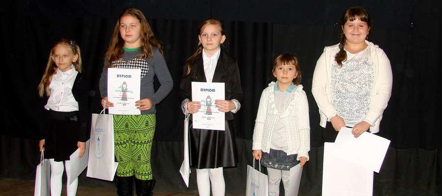 Laureaci najmłodszej kategorii