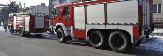 Strażacy w piątek i sobotę interweniowali kilkanaście razy