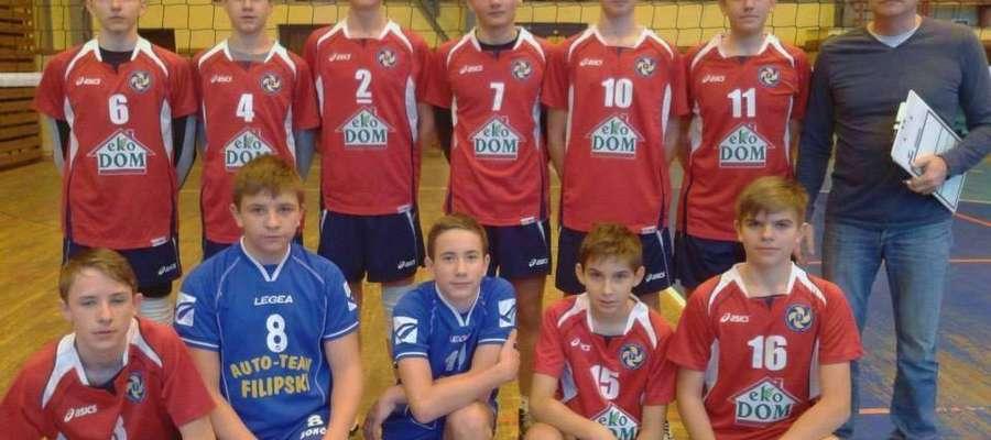 Chłopcy z Sokoła znowu w siatkarskiej elicie