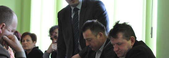 Radny Jakub Krawczyk wystąpił z wnioskiem do wójta