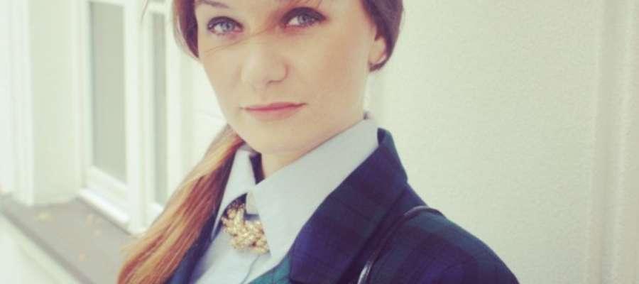 Ilona Klejnowska wspiera inicjatywę żuromińskiej młodzieży