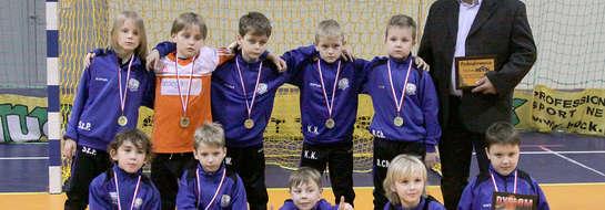 Zwycięska drużyna ze Starogardu Gdańskiego