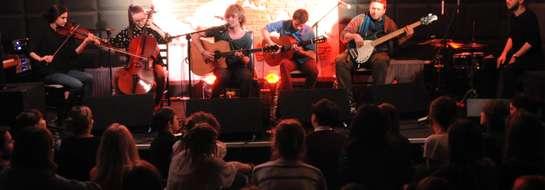 Fismoll wystąpił w elbląskim klubie Mjazzga