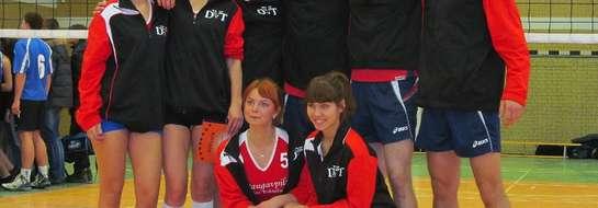 Drużyna Daugavpils Valsts tehnikums z Łotwy tryumfowali w turnieju