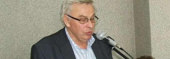 Na zdjęciu Stefan Serejko.