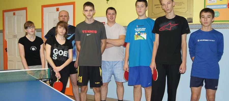 Uczestnicy drugiej kolejki turnieju