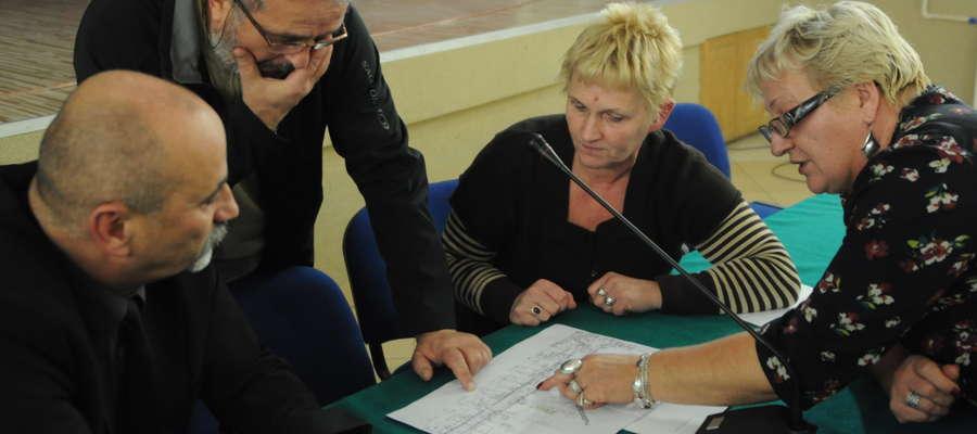Spotkanie z mieszkańcami Tolkmicka dotyczące remontu 503 odbyło się w minioną środę